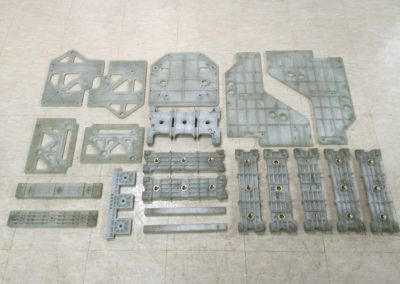 PC G+F 30% - PLATE, SUPPORT